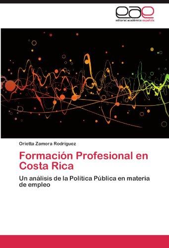 Formación Profesional en Costa Rica