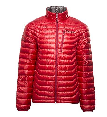 Alpine Touring-zubehör (Marmot Herren Jacke Quasar, Team Red, L, 72220-6278-5)