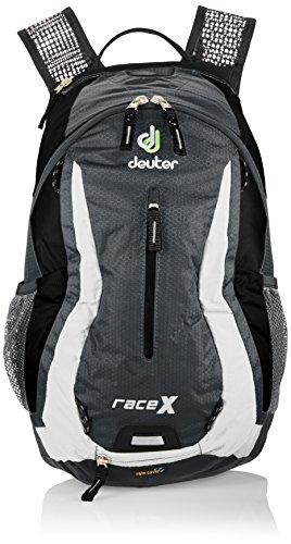 Deuter Race X Sac à dos vélo Steel/Fire 12 L