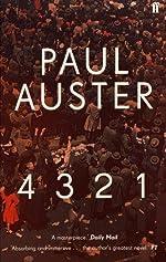 4 3 2 1 (anglais) de Paul Auster