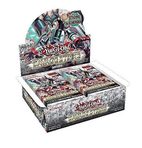 Amigo Verlag; Konami Digital Yu-Gi-Oh! Savage Strike Booster deutsch (Sammelkartenspiel) Digital-booster