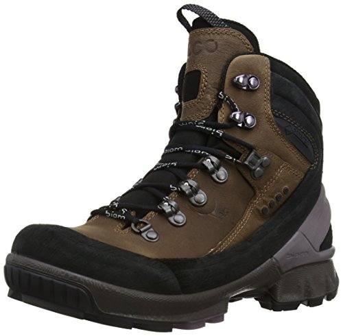 Ecco Ecco Biom Hike Gore-tex Womens, Chaussures de randonnée/trekking femme Noir - Black/Camel/Dusk