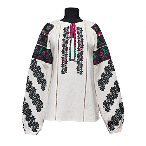 Ukrainian Embroidered TraditionalBlouse