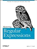Mastering Regular Expressions (en anglais)...