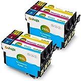 Gohepi Ersatz für Epson 29 29XL Druckerpatronen Kompatibel für Epson Expression Home XP-245 XP-342 XP-442 XP-235 XP-432 XP-332 XP-335 XP-435 XP-247 XP-445 XP-345 (2 Blau, 2 Rot, 2 Gelb)
