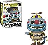 Figurine - Funko Pop - Disney - Nbx - Clown