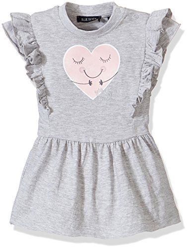 chen Kleid Shirtkleid RH, Grau (HL Grau 910), 68 (Fee Kleid Baby)