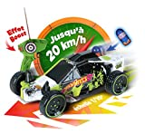 Mondo Motors 63258 - Hot Wheels - RC Nitro Buggy 1:10 ink. Akku Test