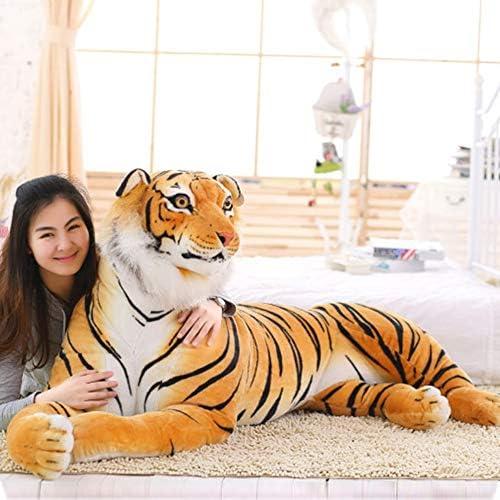 WZP Tigre Oreiller décor à la Maison Animal Rembourrage en Coton PP Jouet de Coucher Cadeau de Noel Anniversaire Cadeau | Une Grande Variété De Modèles 2019 New
