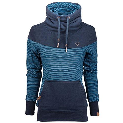 Alife & Kickin Damen Oberteile / Pullover Sunshine Blau