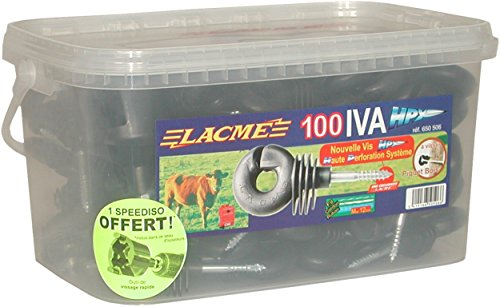 HPX Anneaux isolants Tub 100