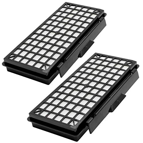 DeClaen 2 Stück HEPA Filter Ersatzteil für Bosch BSGL5 Serie BSGL51332 Free`e Compressor wie original VZ154HFB