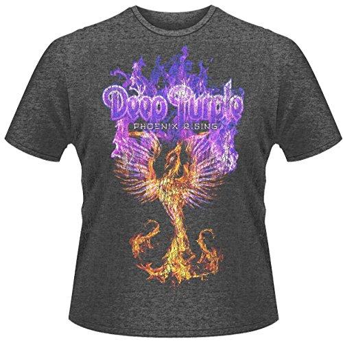 Deep Purple - Phoenix Rising (T-Shirt Unisex Tg. S) [Italia]