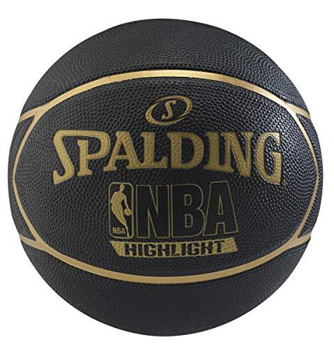 Spalding Balon Baloncesto Highlight Dorado RBR tamaño