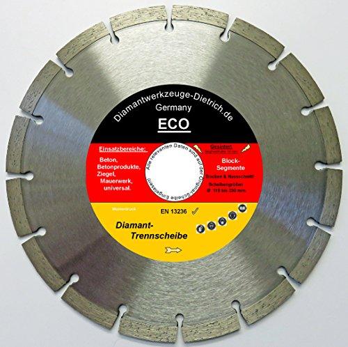 disco-diamantato-eco-oe-150-mm-b-2223-mm-disco-diamantato-con-blocco-segmenti-10-mm-gesintert-calces