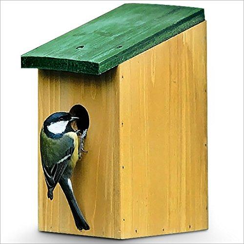 Nistkasten/Vogelhäuschen aus Holz