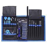 78 in 1 Präzisions-Schraubendreher-Set mit Magnettreiber-Kit Professioneller elektronischer Reparatur Werkzeug Satz Handy Reparatur Tools