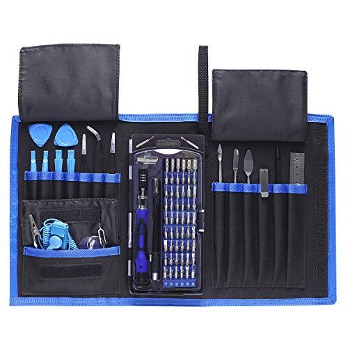 Schraubendreher-Set mit Magnettreiber-Kit Professioneller elektronischer Reparatur Werkzeug Satz Handy Reparatur Tools ()