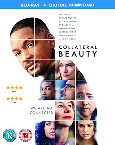 Collateral Beauty [Includes Digital Download] [Blu-ray] [2016] UK-Import, Sprache-Englisch