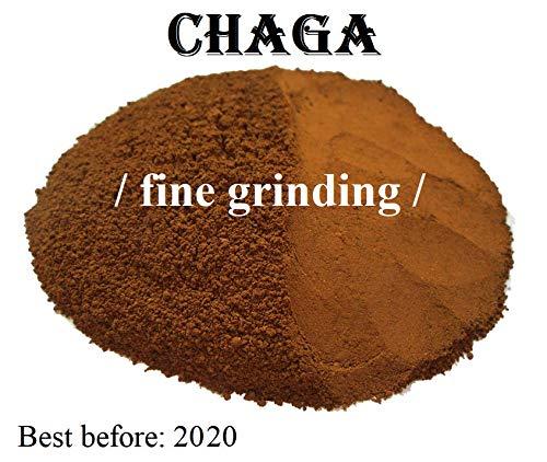 100% Chaga Pulver/Powder Mushroom 400g