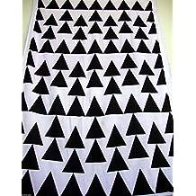Pirámide Triangular Hippie Tapiz colgante de pared Colcha Bohemia decoración étnica/2