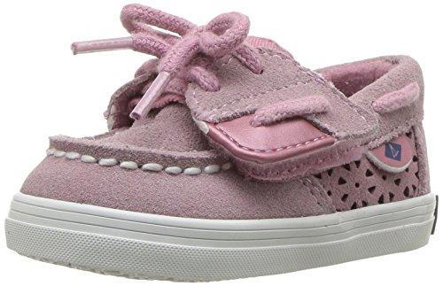 Sperry Top-Sider Kids' Bluefish Jr Crib Shoe (Sperry Bluefish Schuhe)