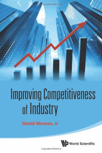 Improving Competitiveness Of Industry