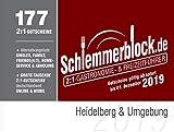 Schlemmerblock Heidelberg & Umgebung 2019 - Vertriebs-Marketing-Gesellschaft mbH VMG