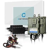 Car Rover® H1 Canbus Kit Xenon HID Senza Errori Decodifica Ballast 55W Lampadina del Faro 6000K
