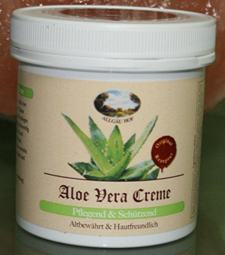 Aloe Vera Creme 250ml Allgäu Hof