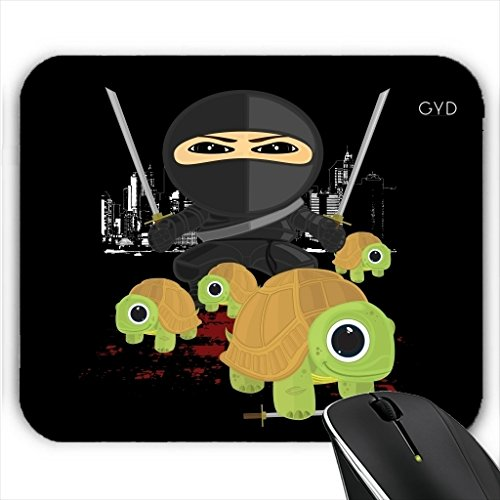 Muismat - Tartarughe Ninja by Adamzworld