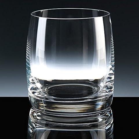 12 x 11 oz Claudia Miscelatore con bicchiere di vetro a bolla