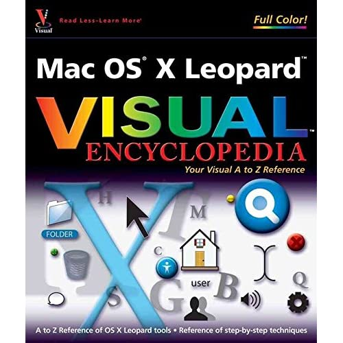[(Mac OS X Leopard Visual Encyclopedia)] [By (author) P.A.M. Borys ] published on (May, 2011)