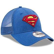 A NEW ERA DC Comics Superman Symbol Washed Trucker Gorra De Béisbol d96a6c45ab2