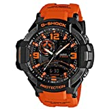 Casio Men's Watch XL G-Shock SUPERIOR Series Chronograph Quartz Resin Ga/1000 4AER