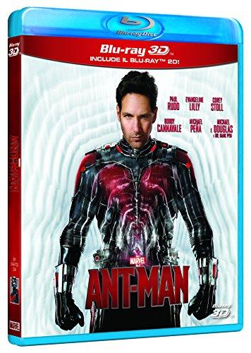 Ant-Man (3D) (Blu-Ray+Blu-Ray 3D)...