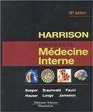 Harrison - Principes de Médecine Interne