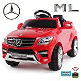 Original Mercedes-Benz ML 4x4 4MATIC 350 SUV Lizenz Kinderauto
