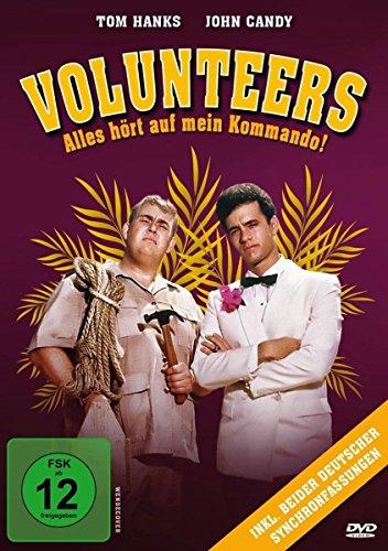 Tom Hanks: Volunteers - Alles hört auf mein Kommando (DVD)