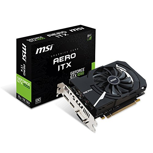 GeForce GTX 1050 Aero ITX 2G OCV1 - Grafikkarte Gt 640