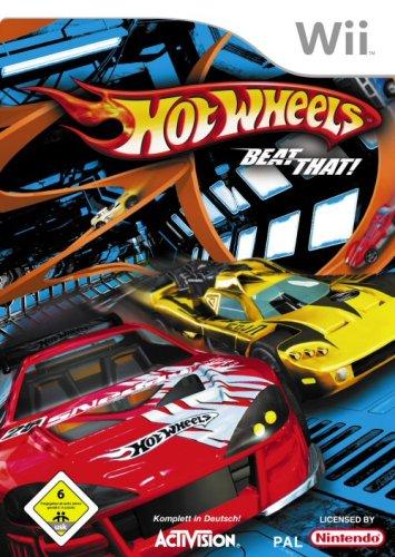 Hot Wheels: Beat that! (Wii Hot Wheels Spiel)