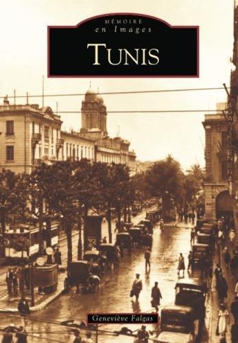 Tunis par Geneviève Falgas