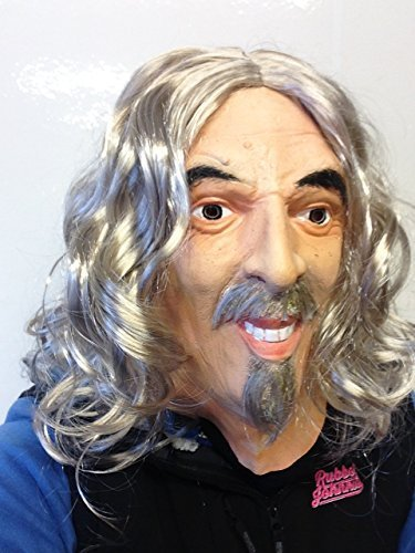 Billy Connolly Latex Maske GROßES YIN Komiker Ausgefallenen Junggesellenabschied TV-Show