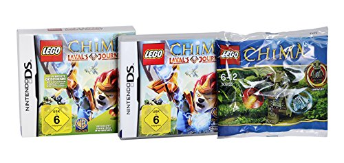 Lego Chima - Laval's Journey inkl. Lego Mini-Bausatz