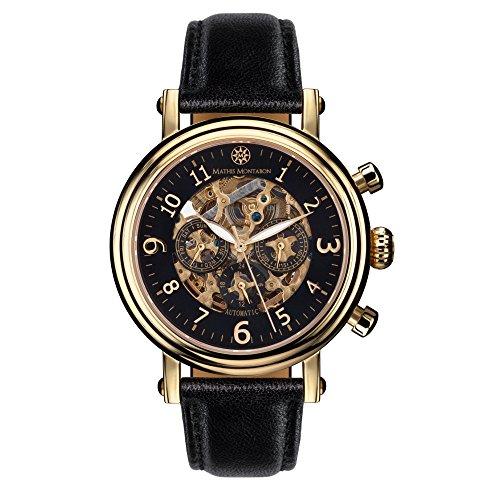 Montre Mathis Montabon - Affichage bracelet et Cadran 100119