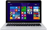 Asus T300FA-FE006H 31,75 cm (12,5 Zoll) Convertible Notebook (Intel Core M 5Y10, 2GHz, 4GB RAM, 500GB HDD, 64 GB ISSD, Intel HD, Win 8.1 64-bit) dunkelblau