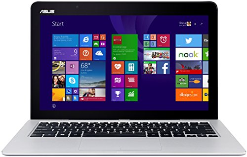 Asus T300FA-FE006H 31,75 cm (12,5 Zoll) Convertible Notebook (Intel Core M 5Y10, 2GHz, 4GB RAM, 500GB HDD, 64 GB ISSD, Intel HD, Win 8.1 64-bit) dunkelblau