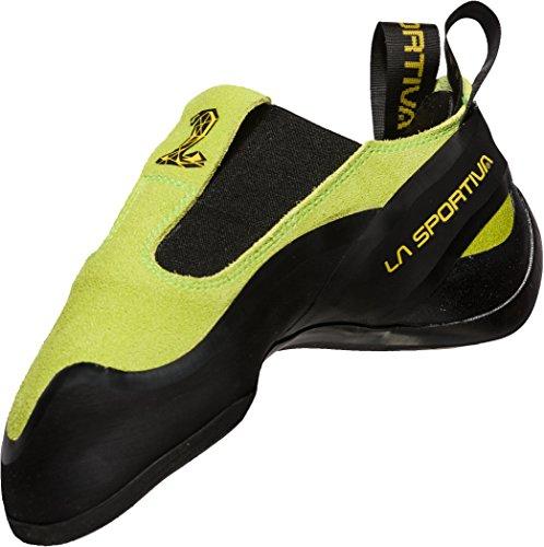 La Sportiva Cobra Climbing Shoes Men Apple Green Schuhgröße 45 2018 Kletterschuhe
