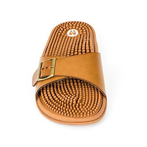 Revs traditional Reflexology Massage Shoes