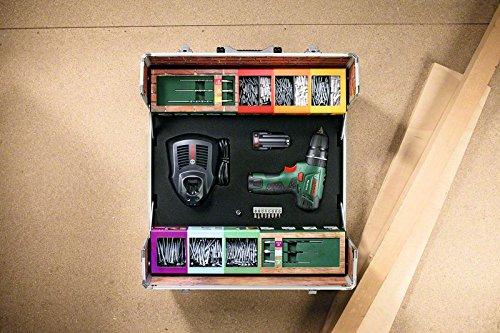 Bosch Akku-Schlagbohrschrauber PSB 10,8 LI-2 Toolbox - 4